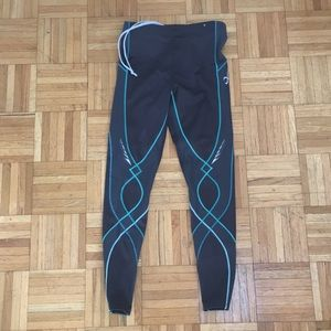 Pants - CW-X compression tights, size L